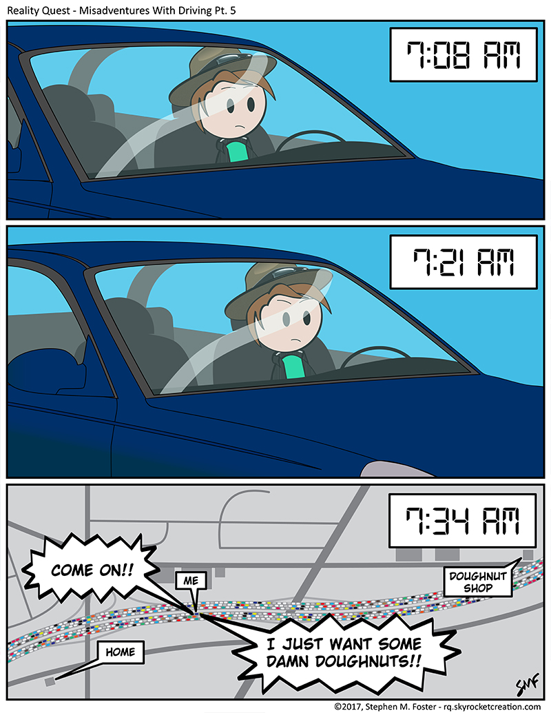 142 – Driving Part 5